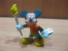 Bullyland Disney,TOPOLINO OLIMPIONICO, Personaggio Nuovo da collezione