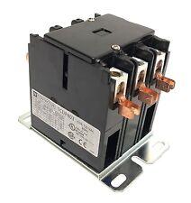 TC TCDP403 Definite Purpose Contactor 50 Amp 3 Pole