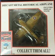 1/100 Collectible Diecast Plane No. 5340 Hurricane MKII
