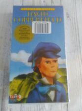 Charles Dickens VHS David Copperfield NEW Animated