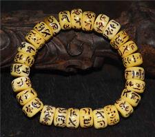 tibetan antique amber bracelet old tibet baltic natural prayer beads mala sutra