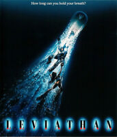Leviathan (1989 Peter Weller) BLU-RAY NEW