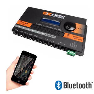 Expert Px-2 Connect Bluetooth Digital Audio Processor Banda Car Equalizer EQ