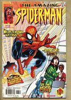 Amazing Spider-Man #13-2000 vf+ 8.5 John Byrne 1st new Rocket Racer