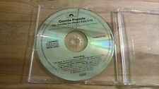 CD Pop Connie Francis - Go, Connie Go (7 Song) Promo POLYDOR disc only