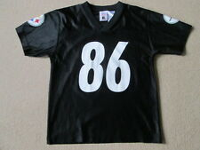 Pittsburgh Steelers NFL Jersey - Ward #86 - Youth Boys Medium 10 - 12 years