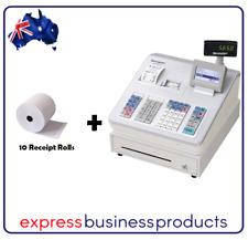 Sharp XEA307 Electronic Cash Register - White