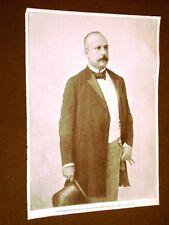 Antonio Salandra nel 1915 Presidente del Consiglio ministri dal 21 marzo 1914