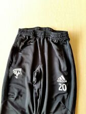 Watford Tracksuit Bottoms. Medium. Official Adidas. Black Adults Football M.