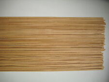 50 Holzleisten Birke 800 x 4 x 0,6 mm