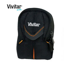 """Vivitar (VIV-TSC-2) Camera Case Mini Trendsetter Black 2.5"""" X 1"""" X 3.5"""""""