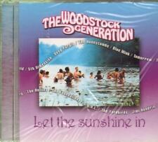 Various Folk(CD Album)Woodstock Generation - Let The Sunshine In--New