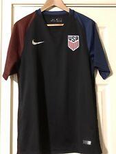 2016 Team Usa Olympic Nike Dri-Fit Soccer Flash Jersey Shirt Sz M - Cool