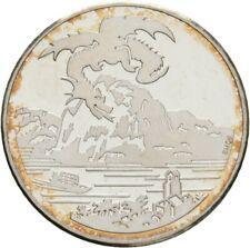 Künker: Schweiz, 20 Franken 1996, Riese Gargantua, Silber, Erhaltung!