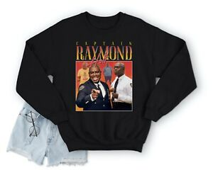Captain Raymond Holt Homage Jumper Sweatshirt Funny Brooklyn Nine Nine TV 90's