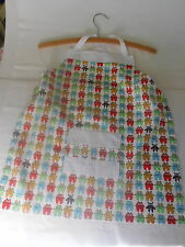 Handmade childs, boys apron. Size 5 - 6 years.  Play,  kitchen accessory