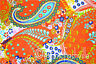 New 1 Yard Indian Pure Cotton Women Clothing Running Loose Sewing Craft Fabric