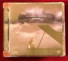 Katharina Treutler ~ Beyond SACD DSD CD Hybrid Multichannel Classical German