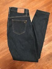 """Madewell 10"""" High Rise Skinny Jeans in Lucille Wash Size 27"""