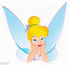 """5"""" DISNEY TINKERBELL FAIRY  CHARACTER PREPASTED WALLPAPER BORDER CUT OUTS"""