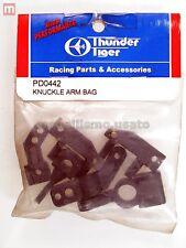 Thunder Tiger PD0442 Barriques Knuckle Bras Set modélisme
