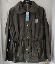 M&S Khaki Colour SZ 18 3-in-1 Padded Jacket with detachable Gilet, BNWT, Was £69