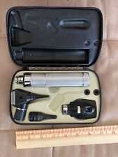 Welch Allyn 3.5 Otoscope/Ophthalmoscope 11600 Set Used Working