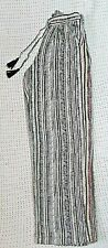 "INTUITION PALAZZO GEOMETRIC STYLE LEASURE PANTS/TROUSERS 28"" INCH LEG-25"" WAIST"