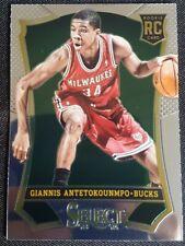 Giannis Antetokounmpo 2013 Panini Select  rookie card Rare Hot 🏀💥🔥🔥🔥