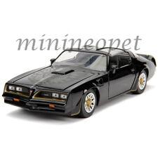 JADA 30756 FAST & FURIOUS TEGO'S PONTIAC FIREBIRD 1/24 DIECAST MODEL CAR BLACK
