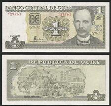 1 Peso 2003 UNC Pick 121c