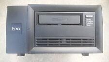 HP EH853A Ultrium 1840 LTO4 SCSI External Tape Drive in LYNX Enclosure C7496