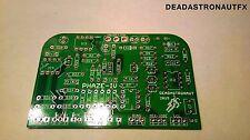 """Costruisci il tuo Chitarra Effetto Pedale """"FAZE FILTER PHASER"""" PCB (deadastronautfx)"""