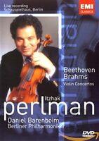 Beethoven/Brahms: Violin Concerto [DVD] [2005][Region 2]