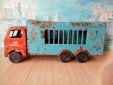 Vintage collectibl Soviet Big Truck LTZ Steel USSR Soviet tin toy car