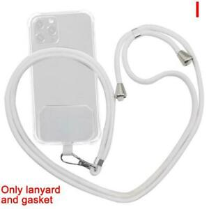Universal Crossbody Polyester Patch Phone Lanyards Mobile Phone Straps NEW