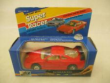 mes-67374Super Racer Ferrari L:ca.110mm mit Rückzugmotor sehr guter Zustand