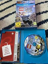 Lego City Undercover Edición Limitada no figura Nintendo Wii U
