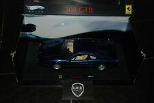 1/18 Ferrari 308 GTB coupe blue Hotwheels elite USED SEE INFO