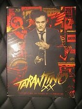 Quentin Tarantino XX: 8 Film Collection 10 Disc DVD/Blu-Ray