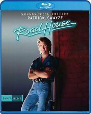 ROAD HOUSE (1989 Patrick Swayze)  - BLU RAY - Region A - Sealed