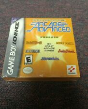 Konami Collector's Series  Arcade Advanced (Game Boy Advance, 2002) Brand New