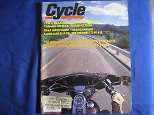 CYCLE MAGAZINE-AUGUST 1978-SUZUKI GS750EC-CAN AM370MX4-YAM DT175E-SAN JOSE-Z1 R