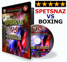 Russian Martial Arts DVD - Systema Spetsnaz VS Boxing - How to Fight a Boxer.