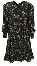 Extremely Rare NWT ISABEL MARANT Sandra Ruffle floral print dress size 38