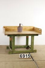 nr.6915 werkbänke/arbeitstisch/werkbank industrial vintage loft tisch
