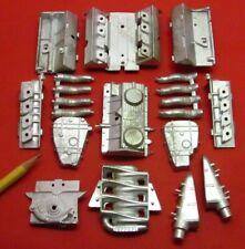 1/8 Ferrari F40 Complete Cast Metal Engine, Transaxle & Exhaust Set