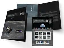 'One Small Step' 50 Years of Lunar Exploration Commemorative Sheetlet (XE64)