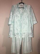 Linen Suit Size 18