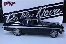 GMP 1/18 1969 Chevrolet Nova - Rally - Ltd Ed of 500 #G1801915